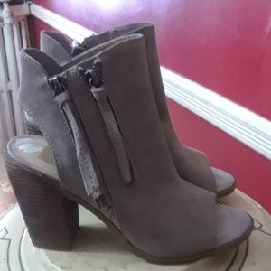 Shoes - Dolce Vita Double Zip Bootie, size 8 NWOT